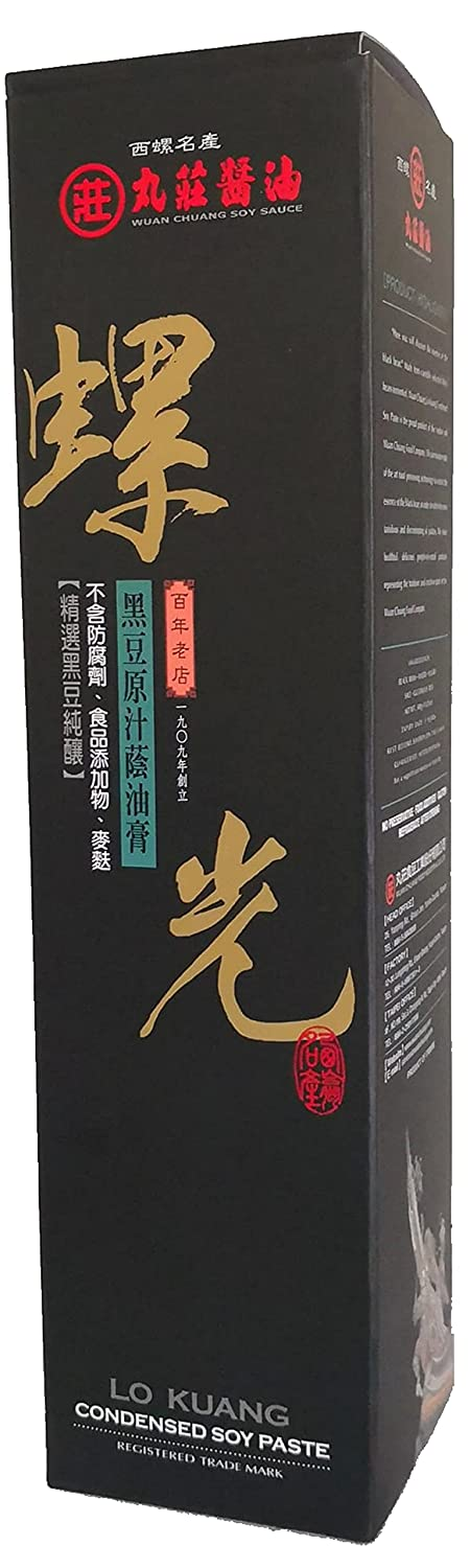 THE BEST ASIAN SOY Ranking TOP18 SAUCE - WUAN BEAN TAI CHUANG Max 67% OFF BLACK