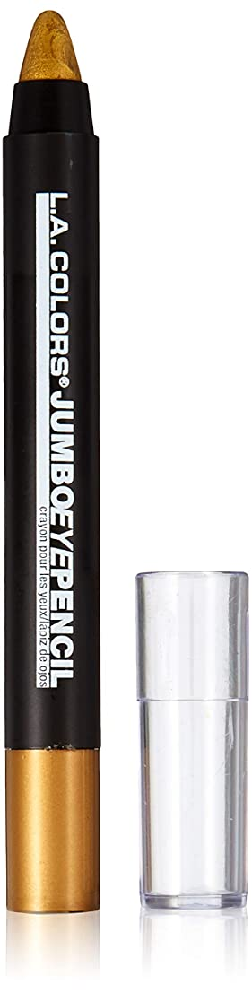 LA COLORS Jumbo Pencil - Desert Sun (並行輸入品)