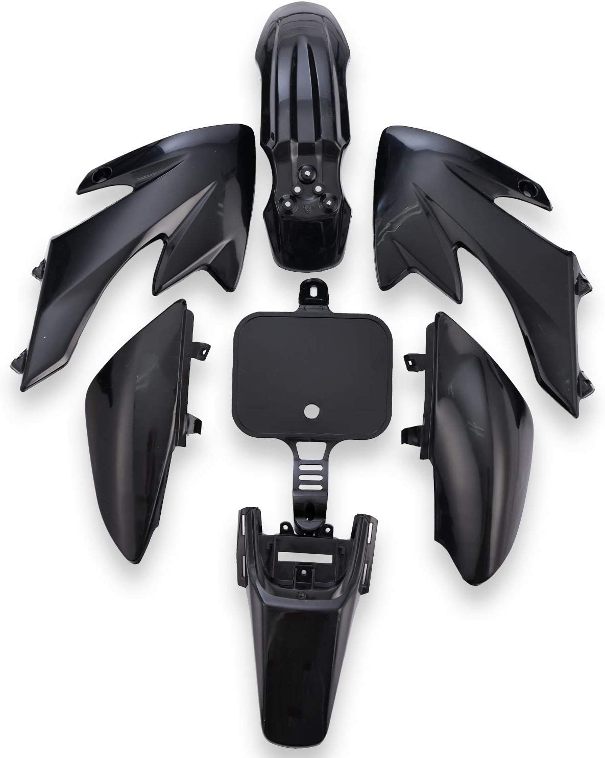 Necaces Plastic Fender Fairing Set Kit Clearance SALE Limited time f Sale special price Body