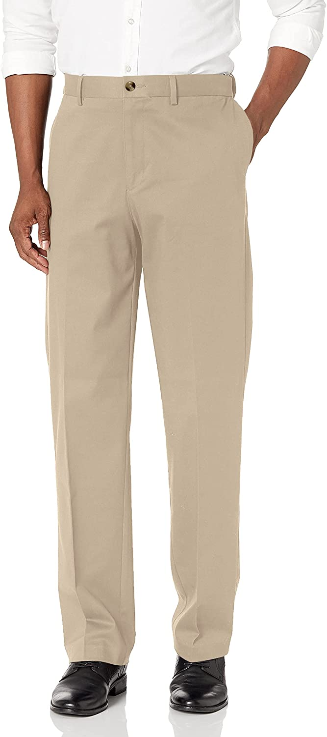 Savane Indianapolis Mall Men's Flat Front Ultimate SEAL limited product Performance Chino Stretch