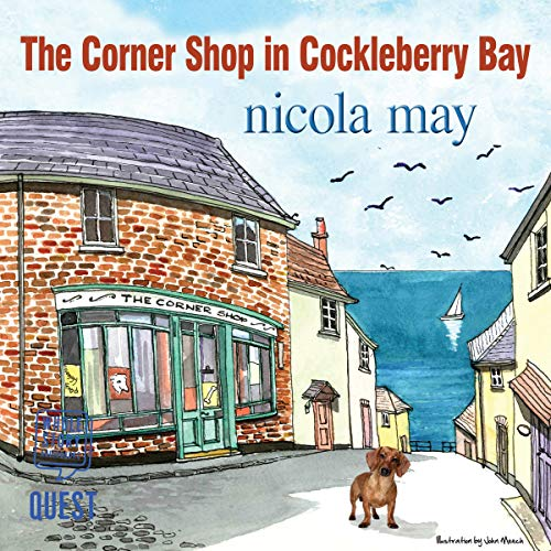 The Corner Shop in Cockleberry Bay cover art