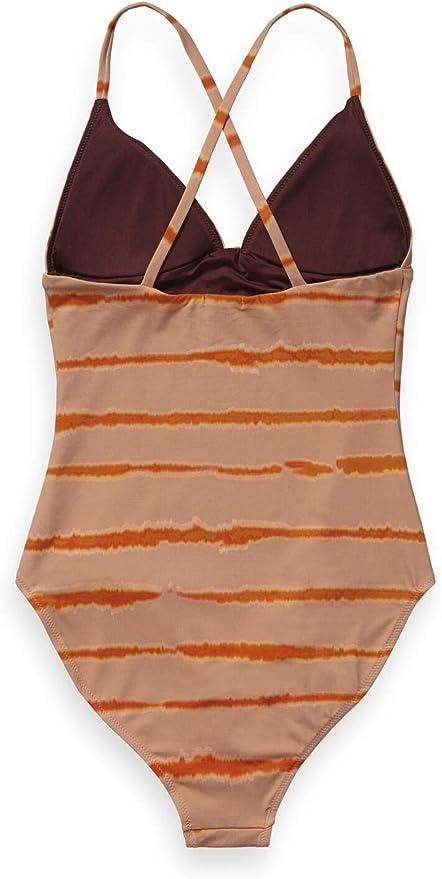 Scotch /& Soda Reversible Printed Bathing Suit Traje de ba/ño de una Pieza para Mujer