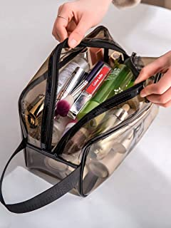 Portable Female Travel Large Capacity Transparent Waterproof Wash Bag Storage Bag Box