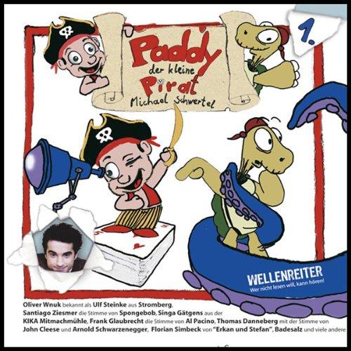 Paddy, der kleine Pirat Titelbild