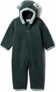 Baby Boys' Tiny Bear Ii Bunting, Warm Soft Fleece