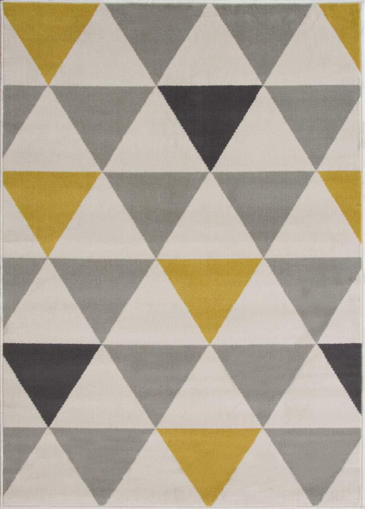Brink & Campman Teppiche: Moderner Designer Wollteppich