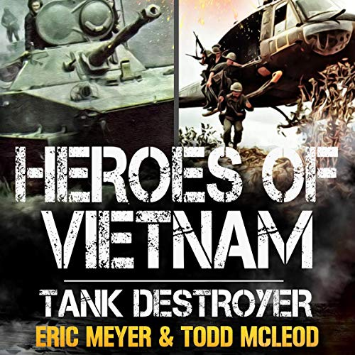 Tank Destroyer Audiobook By Todd McLeod, Eric Meyer cover art