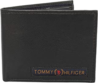 Tommy Hilfiger Hexton Black Men's Wallet (TH/HEX01GCW/BLK)