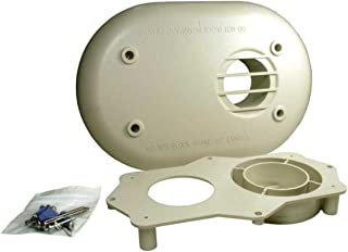 Horizontal Vent Termination Kit 2 in.