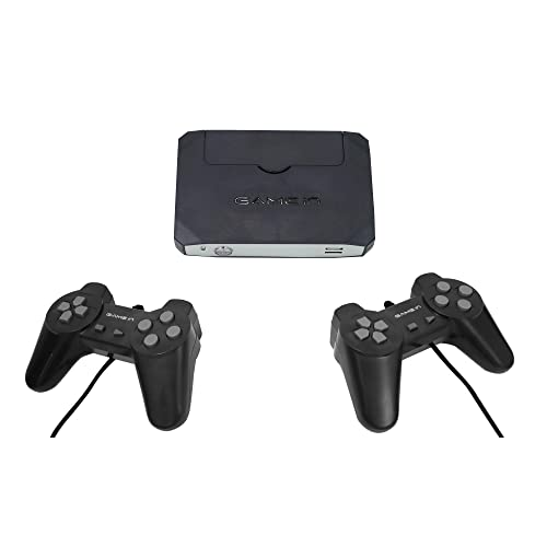 Game In Junior NX MT 09 Gaming Console By Mitashi (Black and Grey)