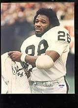 Clarence Davis Oakland Raiders 8x10 Photo Photograph Picture Signed Autographed Autograph Auto PSA/DNA COA Football NFL