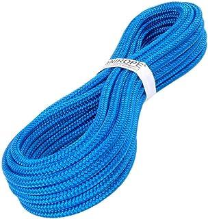 Kanirope PP Seil Polypropylenseil MULTIBRAID 12mm 10m Farbe Blau 0912 16x geflochten