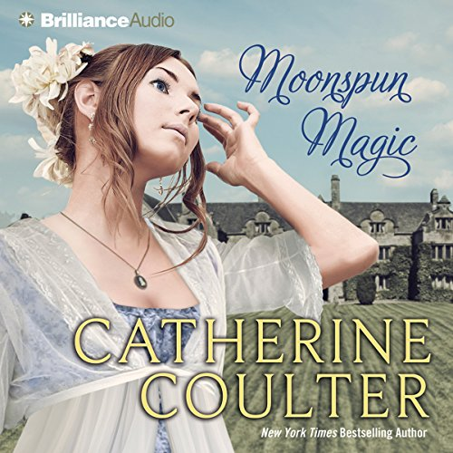 Moonspun Magic audiobook cover art