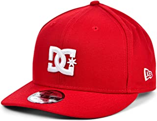 DC Shoes Empire Fielder Snap Cap Red