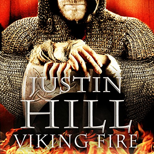 Viking Fire audiobook cover art