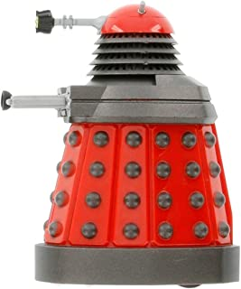 Doctor Who Dalek - Red Desktop Patrol Figure with Motion Detectors and Sound Effects - 4