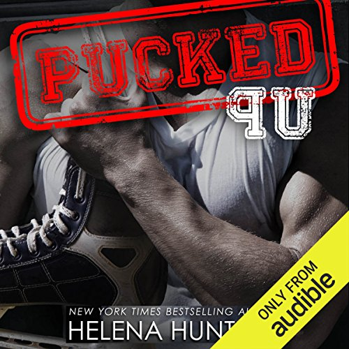 Pucked Up audiobook cover art