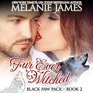 Fur Ever Witched audiobook cover art