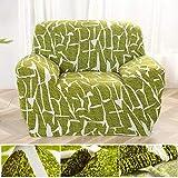 WXQY Fundas elásticas Funda de sofá elástica Funda de sofá de protección para Mascotas Funda de sofá de Esquina en Forma de L Funda de sofá Todo Incluido A19 2 plazas