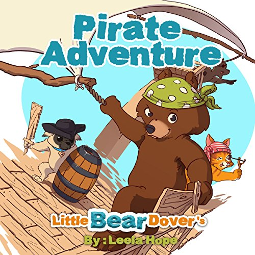 Little Bear Dover's Pirate Adventure Titelbild