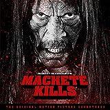 Machete Kills [Colored Red Vinyl] [Vinilo]