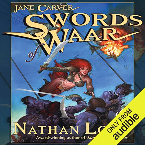 Swords of Waar audiobook cover art