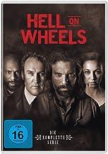 Hell On Wheels - Staffel 1-5 [Alemania] [DVD]