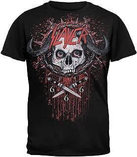 Slayer - Demon Crest Tour T-Shirt