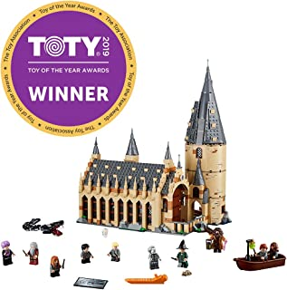 LEGO Harry Potter Hogwarts Great Hall 75954 Building Kit (878 Piece)