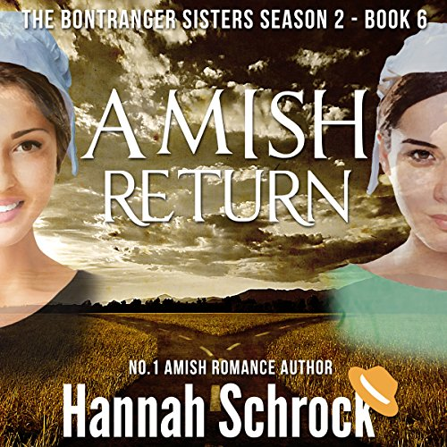 Amish Return audiobook cover art