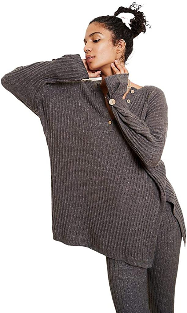 Free People Women's Around The Clock Pullover