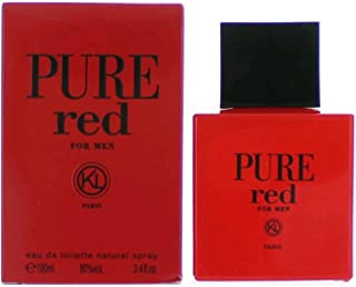 Pure Red By Karen Low 3.4 Oz EDT