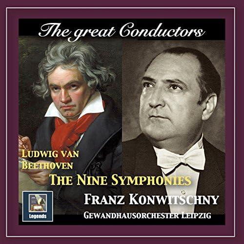 Gewandhausorchester Leipzig & Franz Konwitschny