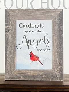 Best cardinal framed art Reviews