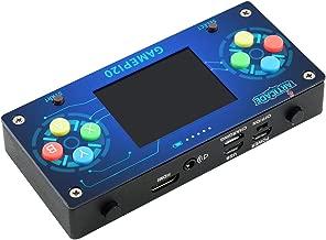 GamePi20 Accessories Portable Retro Video Game Console Add-ons for Raspberry Pi Zero/Zero W/Zero WH to Build GamePi20,with 2.0inch IPS Display on Board