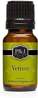 Vetiver Fragrance Oil - Premium Grade Scented Oil - 10ml