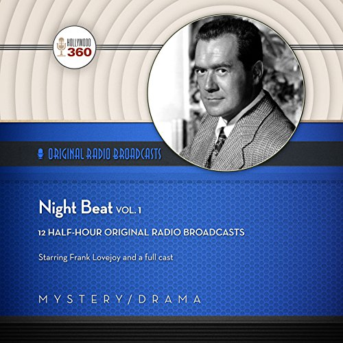 Night Beat, Vol. 1 audiobook cover art