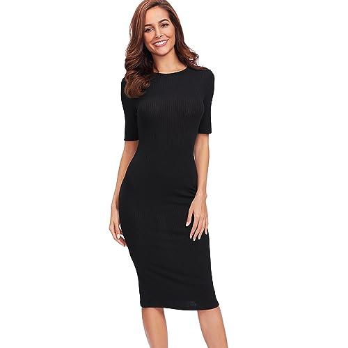 Below The Knee Dresses Amazon.com