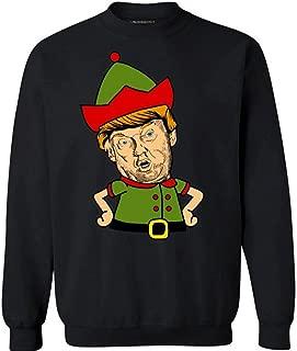 Donald Trump Merry Christmas Sweater Funny Xmas Sweatshirt