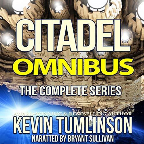 Citadel: Omnibus: The Complete Citadel Trilogy cover art