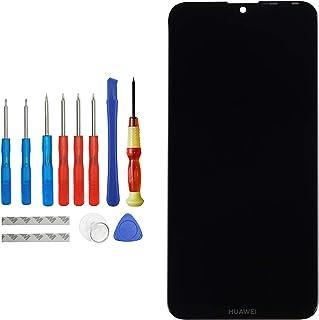 Vvsialeek Pantalla LCD de repuesto compatible con Huawei Y7 2019 Y7 Pro 2019 Y7 Prime 2019 Dub-LX1 Repuesto de pantalla tá...