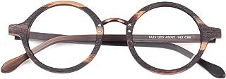 wood optical glasses
