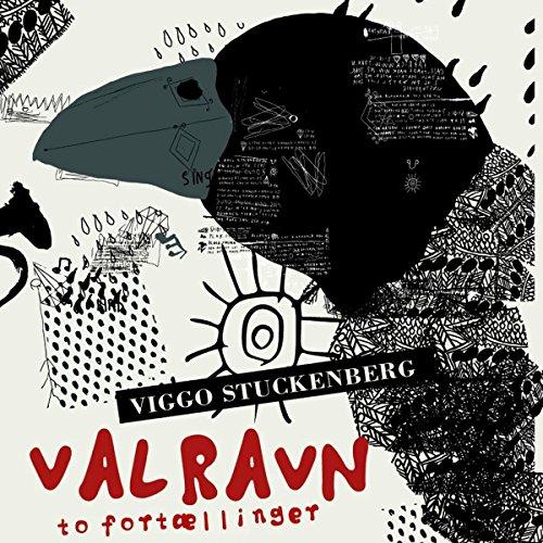 Valravn: to fortællinger audiobook cover art