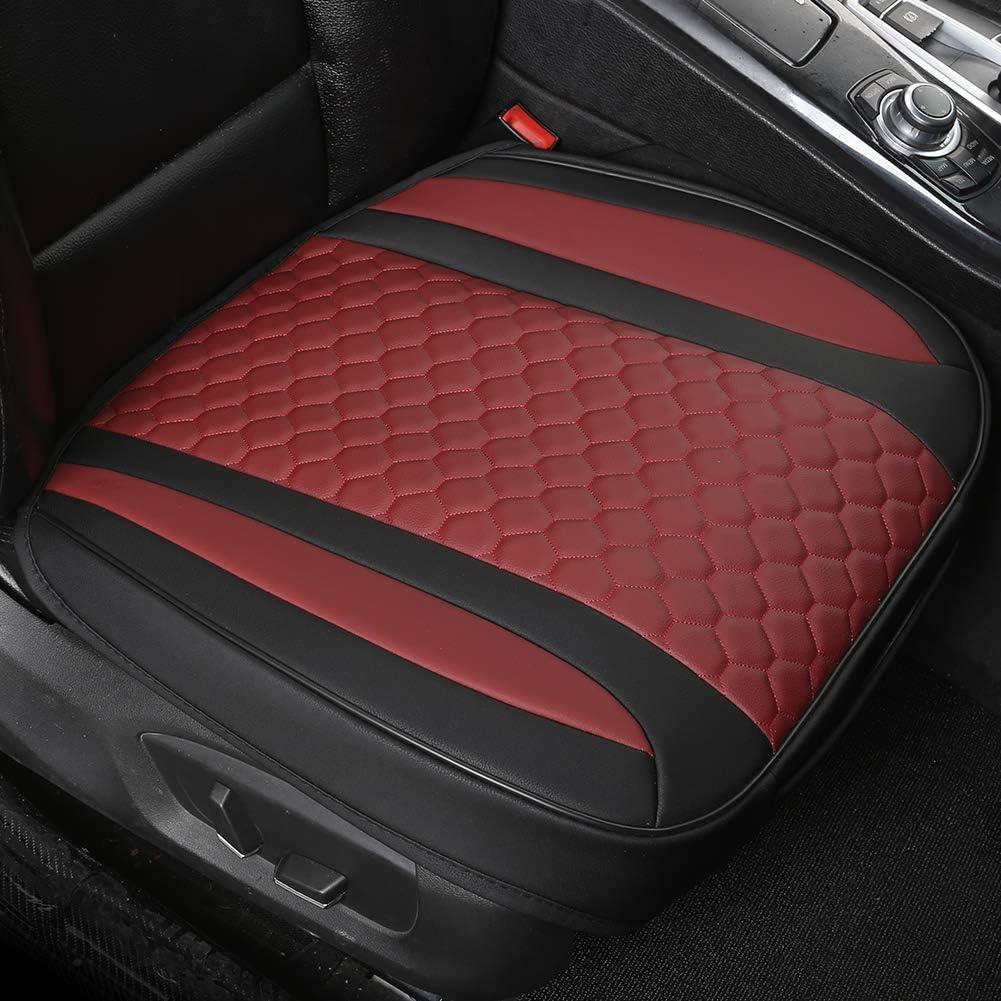 Automotive Accessories Black Black Panther Luxury PU Leather Rear ...