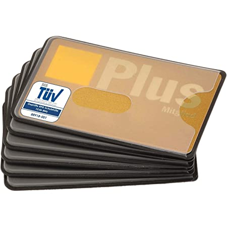 Valonic RFID Protective Case - TÜV-tested - NFC Blocker for Credit