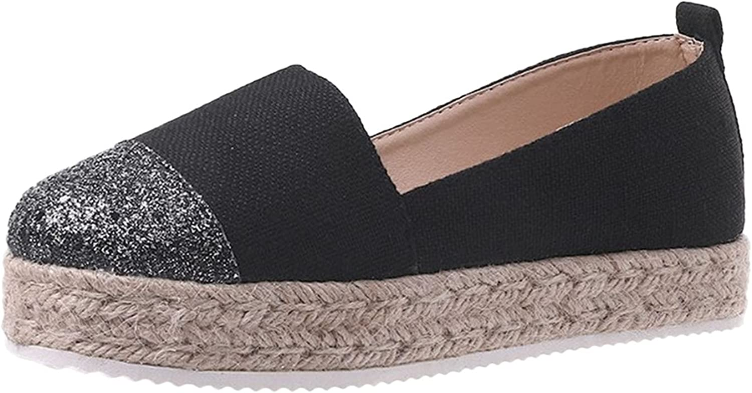 Johtae Women's Slip on Breathable Fort Worth Mall Fitness Walking Fort Worth Mall Shoes Comfort