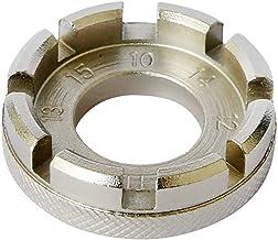 kentop bicicleta Llave de radios llave zentrierer 8aumentos Plato de acero para radios llave de radios (BM09-ST-ABV-05-S sábana