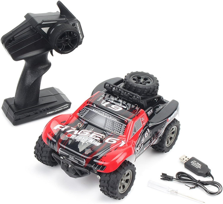 CFZHANG Elektro RC Auto Offroad Fernbedienung 1 18 Bigfoot Kurzes PickupModell 2,4G Fernbedienung Funksteuerung Für Kinder und Erwachsene