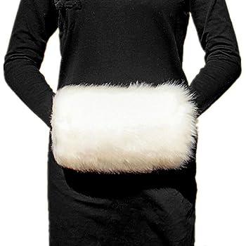 Pennsylvania America City Winter Warm Ear Muffs Faux Fur Ear