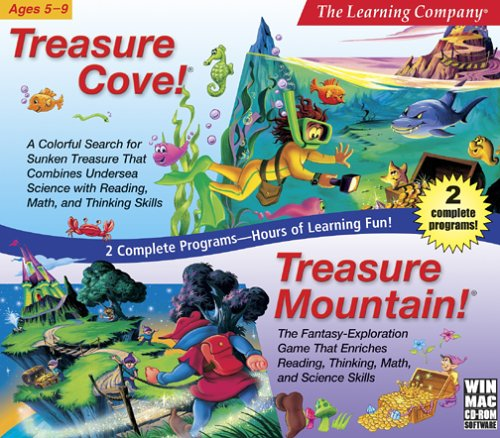 Price comparison product image Treasure Cove and Mountain (Jewel Case) - PC